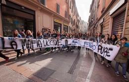 Italy: Tuần hành quy mô lớn chống mafia