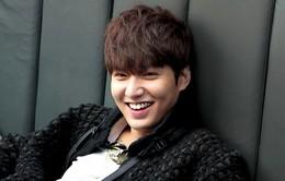 Lee Min Ho tiếc nuối vì cảnh nóng bị cắt bỏ