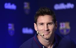 Lionel Messi quyên góp nửa triệu USD để ủng hộ trẻ em nghèo