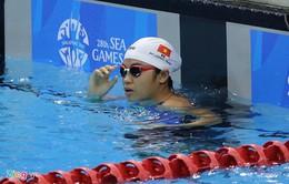 Phương Trâm lần thứ hai phá kỷ lục của Ánh Viên tại giải VĐQG 2015