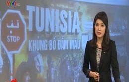 """Vấn nạn khủng bố bắt đầu """"gõ cửa"""" Tunisia"""