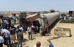 Tunisia: Va chạm giữa xe tải và tàu hỏa, 17 người thiệt mạng