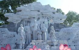 """Khánh thành tượng đài """"Bác Hồ với nhân dân các dân tộc tỉnh Tuyên Quang"""""""