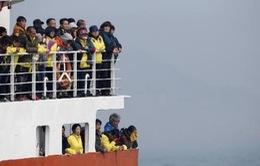 Một năm vụ chìm phà Sewol - Nỗi đau vẫn còn