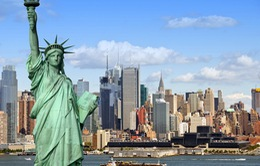 Mỹ: Tượng nữ thần tự do bị đe dọa đánh bom