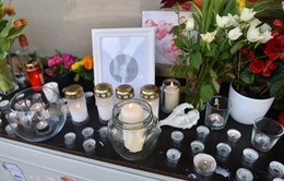 Đức tưởng niệm 18 học sinh và giáo viên thiệt mạng trong vụ rơi máy bay Germanwings
