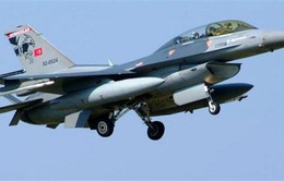 Thổ Nhĩ Kỳ không kích lực lượng người Kurd và IS