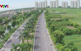 Khánh thành tuyến đường liên tỉnh Hà Nội - Hưng Yên