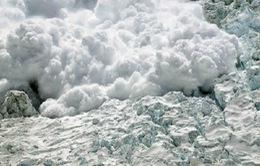 Pháp: Lở tuyết khiến 3 người thiệt mạng