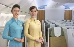Vietnam Airlines thay đổi trang phục phi công, tiếp viên