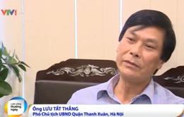 """Tình trạng """"xẻ thịt"""" dự án công viên Nhân Chính: Đại diện UBND quận Thanh Xuân lên tiếng"""