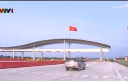 Khánh thành đoạn đầu tiên thuộc cao tốc Hà Nội - Hải Phòng