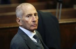 Vô tình thú nhận trên HBO, tỷ phú Mỹ bị buộc tội giết người