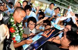 """Các ông lớn bóng đá sang Việt Nam do """"tiện đường"""": Vì sao?"""