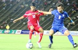 Thái Lan vô địch giải bóng đá U16 AFF Cup 2015