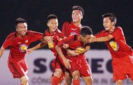 Giải U17 Quốc gia: Nơi chắp cánh cho các cầu thủ trẻ