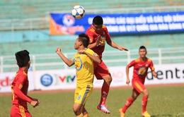 Hạ chủ nhà U17 TP.HCM, U17 Đồng Tháp thắng trận mở màn