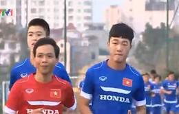 ĐT U23 Việt Nam hội quân sau kỳ nghỉ Tết