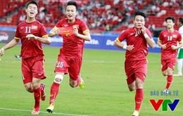 Giành chiến thắng 5 sao, U23 Việt Nam chia tay SEA Games với tấm HCĐ