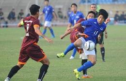 U23 Việt Nam tiếp tục thua đội bóng hạng tư Nhật Bản