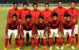 SEA Games 28: U23 Indonesia chính thức góp mặt ở bảng A