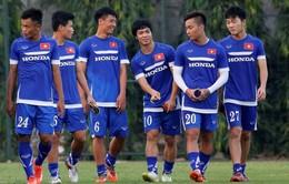 ĐT U23 Việt Nam: Xuân Trường lấy điểm trước thầy Miura