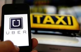 Dịch vụ Uber bị trả lại hồ sơ do không có tư cách pháp nhân trong nước