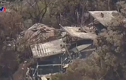 Hơn 100 ngôi nhà ở Australia bị thiêu rụi vì cháy rừng