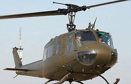 Trực thăng quân sự mất tích khi rời khỏi sân bayTân Sơn Nhất vài phút