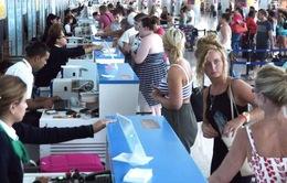 Hàng nghìn du khách sơ tán khỏi Tunisia sau vụ khủng bố