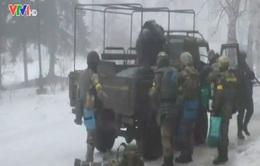 Debaltseve - Điểm nóng mới trong cuộc xung đột Ukraine