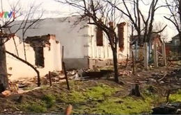 Nỗi đau chiến tranh ở Ukraine