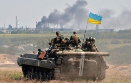 Giao tranh nổ ra tại miền Đông Ukraine