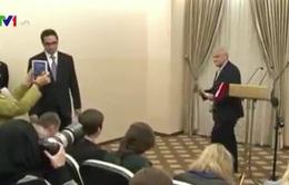 Nhóm Tiếp xúc về Ukraine tiến hành vòng đàm phán mới