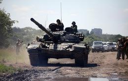 Ukraine và lực lượng ly khai đạt thỏa thuận rút vũ khí