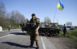 Kiev cáo buộc Nga tấn công binh sĩ Ukraine