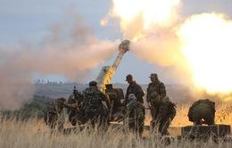 Ukraine: Chiến sự ác liệt trước thời điểm lệnh ngừng bắn
