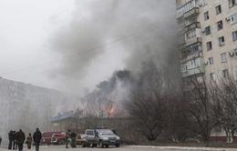 Căng thẳng leo thang tại miền Đông Ukraine