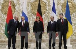 Người dân Donetsk hoài nghi sự thành công của Hội nghị 4 bên tại Minsk