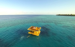 Khám phá phòng khách sạn giữa lòng đại dương