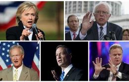 Thượng nghị sỹ Bernie tranh luận tốt nhất trong các ứng cử viên Đảng Dân chủ
