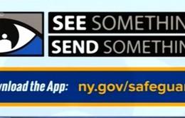 Mỹ phát hành ứng dụng báo cáo nguy cơ an ninh