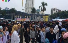 20.000 người tham gia lễ hội Chào năm mới Ake Ome! 2016