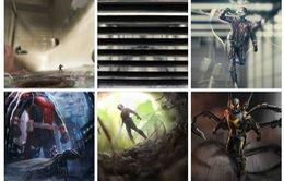 Xem trước bom tấn Ant-Man cùng Thế giới khủng long