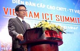 """Vietnam ICT Summit 2015 bàn về """"Quản trị thông minh"""""""