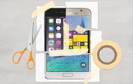 Smartphone nào hoàn hảo nhất hiện nay?