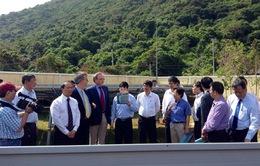 Khánh thành dự án thí điểm điện mặt trời tại Côn Đảo