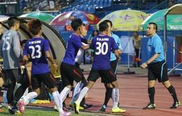 BTV Cup 2015: Yadanarbon bị xử thua vì tự ý bỏ cuộc