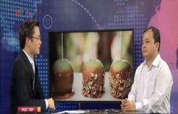 Việt Nam chưa nhập khẩu trái cây nghi nhiễm viêm gan A