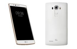 LG G4 phiên bản mới lên kệ tại Hàn Quốc với giá 600 USD